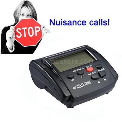 CT-CID803 Caller ID Box Call Blocker Call ID LCD Screen for Fixed Phones S0G8