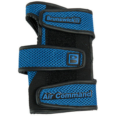 Brunswick ick Air Command Royal Mesh - Wrist support with metal-Rails