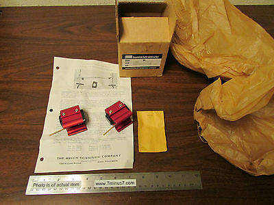 Sargent-Welch Microswitch Set 0798 For Physics Demonstrations New Sealed Box