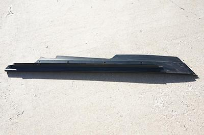 OEM BMW E30 Left Driver Convertible Inner Interior Door Sill Step Trim 318i 325i
