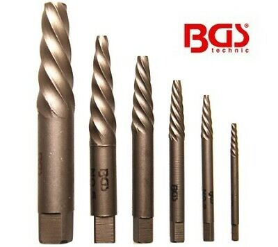 EXTRACTEUR DE VIS 6pcs - BGS Technic GERMANY