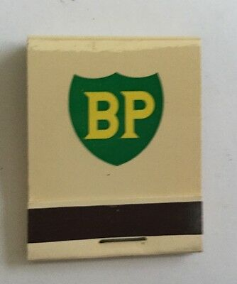 BP  Vintage Matches Match Book X 1. Collectable