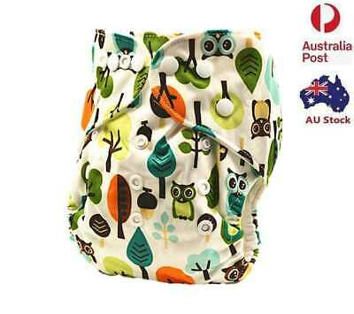 New Waterproof Reusable Adjustable Modern Cloth Nappies Baby MCN Nappy Diaper