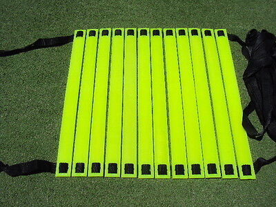 Professional Speed Ladder 6m - 15 Rungs + Free Carry Bag