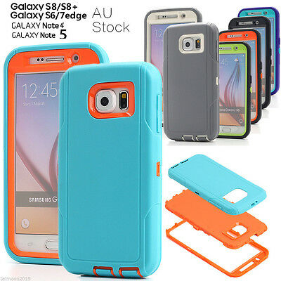 Samsung Galaxy S6 CASE COVER,Genuine AICASE Shockproof Heavy Duty Armor Case