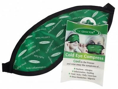 The ice doctor eye mask