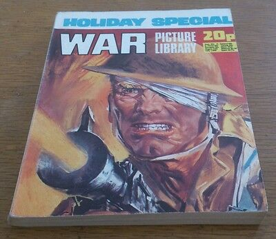 War Picture Library Holiday Special, 1974