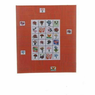 Stamps Coral 7x5 Slip In Photo Album - 200 Photos