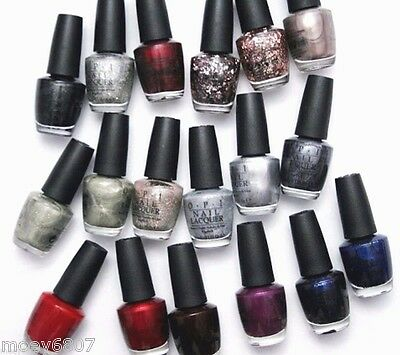 OPI Holiday 2015 **STARLIGHT** Nail Polish Lacquer Collection *U PICK COLOR* New