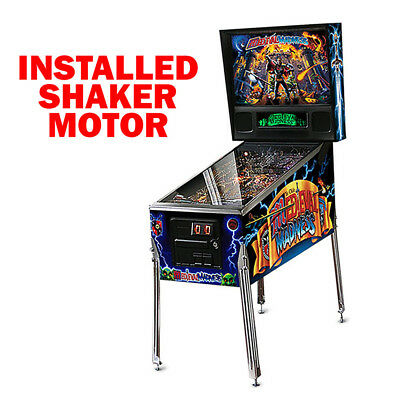 Medieval Madness Std Edition Pinball Machine w Shaker Motor