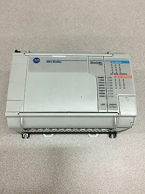 ALLEN-BRADLEY MicroLogix 1500 BASE 1764-24BWA SERIES B WITH 1764-LRP SERIES C
