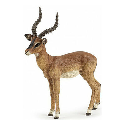 Papo 50186 Impala Antelope Wild Animal Figurine Model Toy 2016 -  NIP