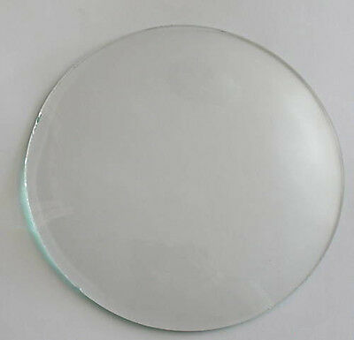 "NEW 1 Piece of Extra Large Convex Clock Glass - CHOOSE from 9"" to 18"""