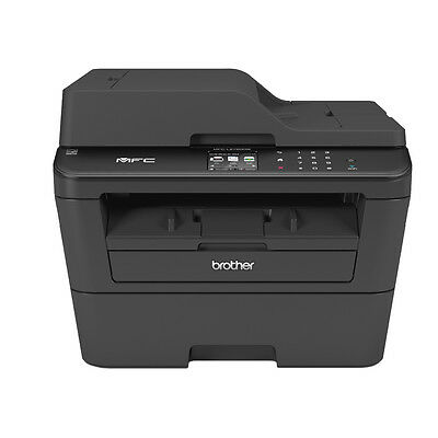 Brother MFC-L2720DW 30ppm Duplex Wireless A4 Mono Multifunction Printer