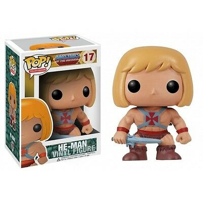 Funko Pop Master Of The Universe - He-Man #1