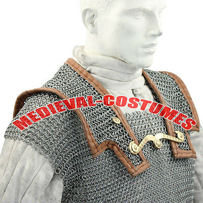 Roman Hamata MEDIUM ~ 9mm butted chainmail Medieval Armor