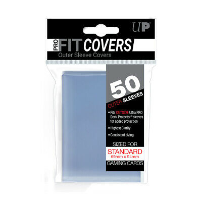 Ultra Pro Standard Size Deck Protector Card Sleeves Covers  - 50 Sleeves