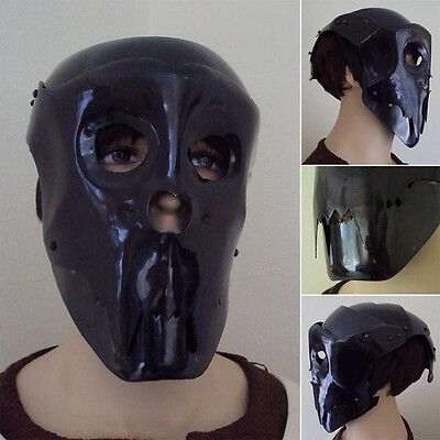 The Vampire Face Helmet. Perfect For Re-enactment, Stage, Costume & LARP