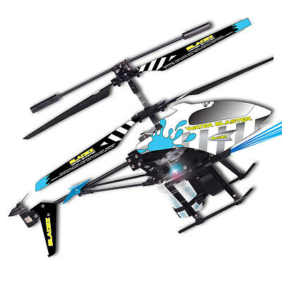 Bladez Water Blaster Cannon RC remote control helicopter