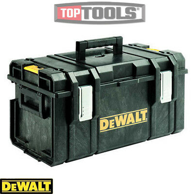 DeWalt DS300 Stackable Tool Box for Power Tools & Hand Tools Without Tote Tray