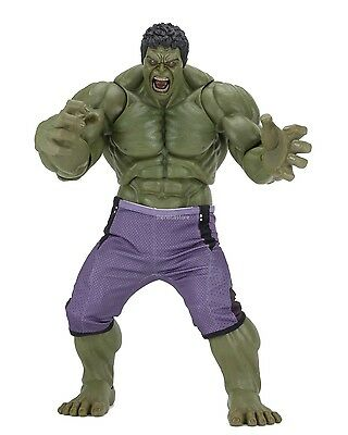 Avengers: Age of Ultron - 1/4 Scale Action Figure - Hulk - NECA / Marvel