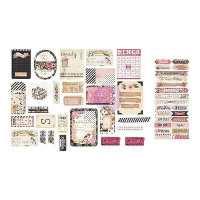 Prima Marketing Rossibelle Collection - Chipboard & More - 586973