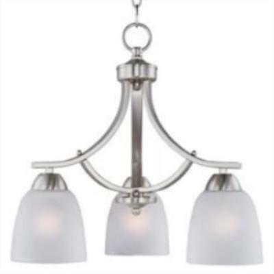 Maxim 11223FTSN Axis Chandeliers 16in