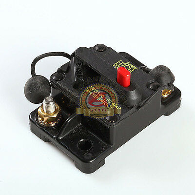 OUTBACK, 100A, 300, Vdc, Panel Mount Breaker - $66 95 | PicClick