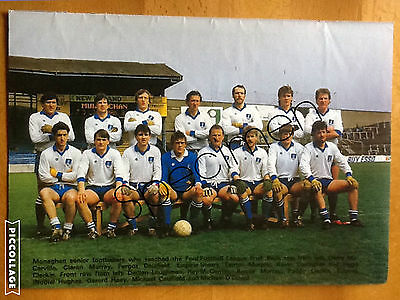 Monaghan Gaa Football Team Group Picture 1986 Suitable For Framing
