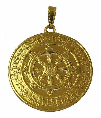 Feng Shui Powerful Protection Against 8 Kinds of Black Magic Medallion