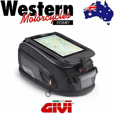 GIVI Tank Bag-XS307  15 Litre Tanklock - Luggage- Motorcycle