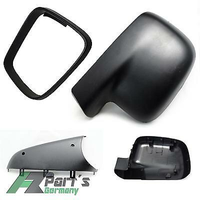 VW T5 Caddy 3 Exterior mirror Cover Wing mirror cover Casing Right 7E1857289B9
