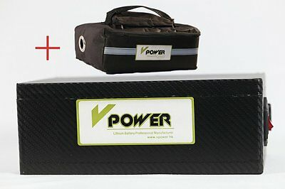 Electric Bicycle Battery Packs 24V 10AH Ebike Lithium Batteries Li-ion Scooters