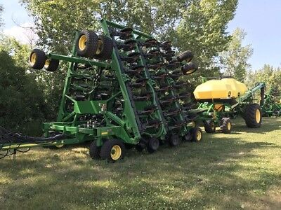 2014 John Deere 1895 Box Drills