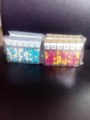 TIC TAC MINTENSITY MINT + CHERRY PASSION MINT CANDY 12.6 gm ( PACK OF 24)