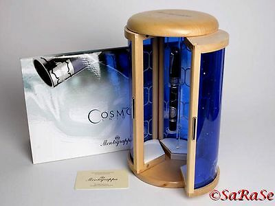 Montegrappa Cosmos Enigma Limited Edition Füller 925 Sterling-Silber
