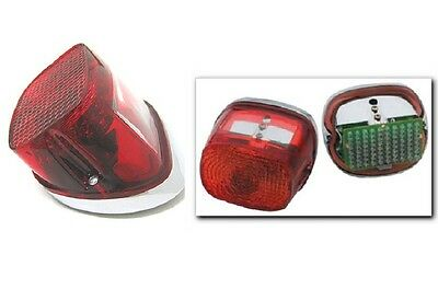Fanale stop luce posteriore Harley Davidson replica 1973-1999 LED 68008-73