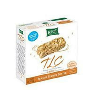 Kashi Tlc Peanut Butter Chewy Bar 7.4 Oz -Pack of 12