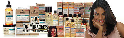 Dr.miracle's Hair Care Products/ Full Range !!! Special Offer !!!