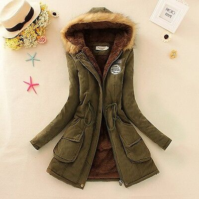 Giacca  cappotto donna parka fashion woman jacket coat