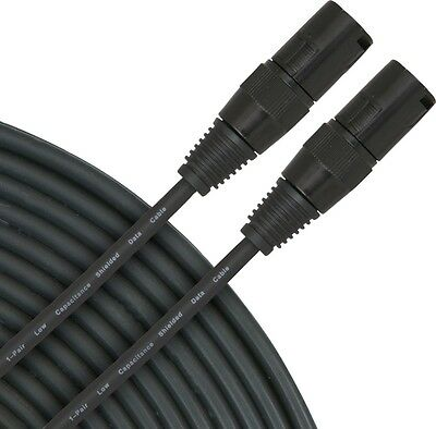 American DJ 3-Pin DMX Cable 25 ft.