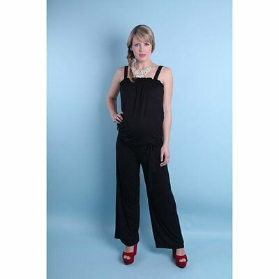 BNWT Maternity Jumpsuit Black Size 8
