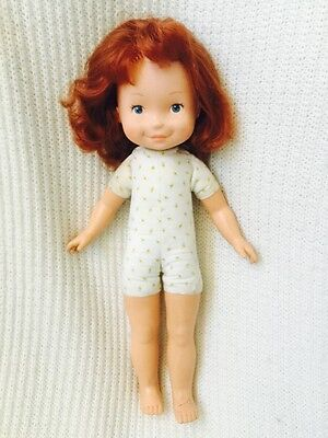 """Vintage 1984 My Friend Mandy BECKY Redhead Doll #216 No Outfit 16"""""""