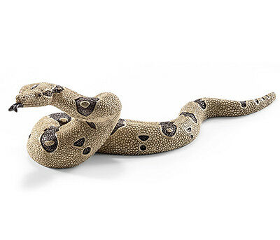 Schleich 14739 Boa Constrictor Reptile Model Toy Serpent Snake Figurine - NIP