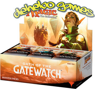 Oath of the Gatewatch - Booster Box - New & Sealed - Magic The Gathering