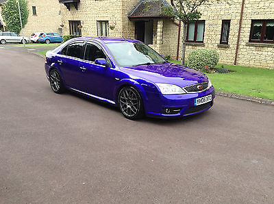 Ford Mondeo St Tdci 2 2 St 220 Modified Bhp Remap
