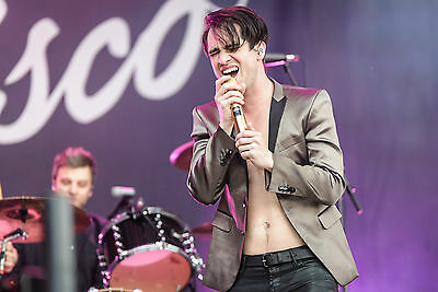 Panic At The Disco Brendon Urie Poster (2) - Different Sizes - Free Uk Postage