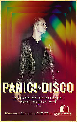 Panic At The Disco Brendon Urie Poster (3) - Different Sizes - Free Uk Postage