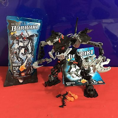 Lego Bionicle 8919 Barraki Mantax