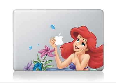"""Ariel Apple Macbook Air/Pro 13"""" Removable Vinyl Sticker Skin Decal Cover"""